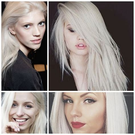 Hair Almost White by White Hair Is Gorgeous Almost Otherworldly It S