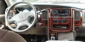 Dodge Ram 1500 2500 3500 Interior Wood Dash Trim Kit Set