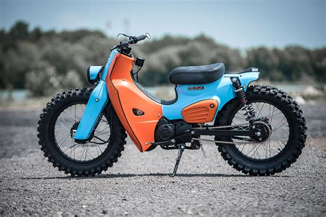 honda cube new dirty k speed s hip hop honda super cub