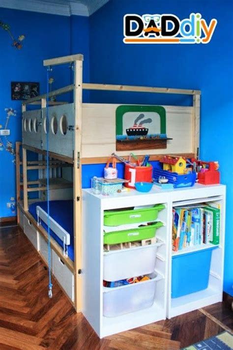 Ikea Kinderbed Hack by Ikea Hack Kinderbed Whatever Chambre
