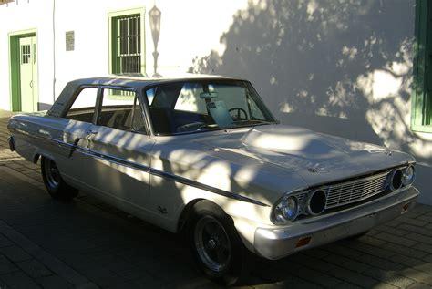 A 1964 Ford Thunderbolt Muscle Car.jpg