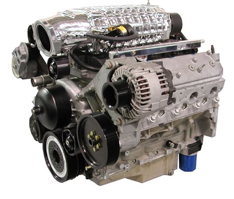 Lingenfelter LS3 417 CID 700 HP 58x 9.75 Supercharged Crate Engine: Lingenfelter Performance ...