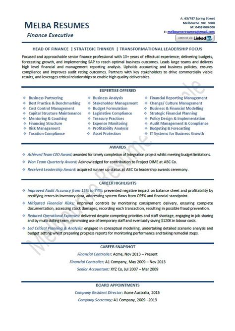 Executive Resume Service by Best Resume Exle Livecareer Cozy Inspiration