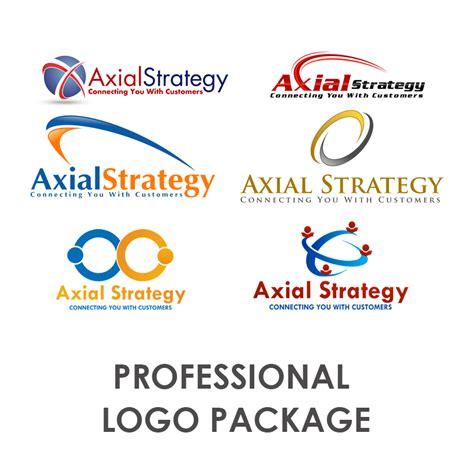 professional logo design shop axialstrategy comaxialstrategy
