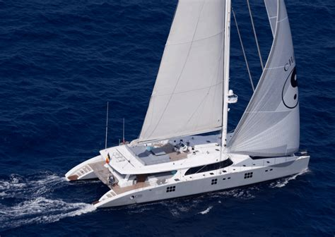 Best Catamaran Sailing Yachts by Che 34 Meter Award Winning Catamaran By Sunreef
