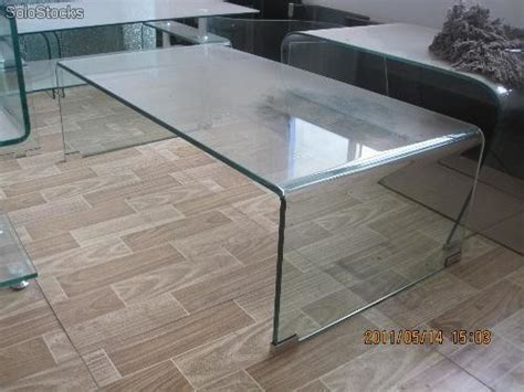 table basse en verre tremp 233