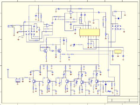 uhf wireless microphone schematic diagram wiring diagram