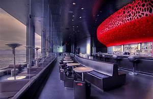 spectacular interior design of mix restaurant and lounge With interior decorators las vegas