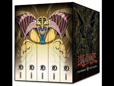 Yu Gi Oh Gx Complete Yu Gi Oh Classic The Complete Series