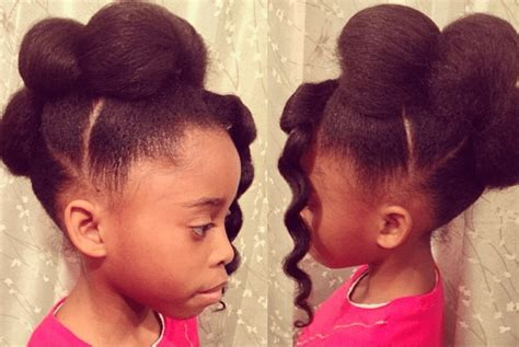 5 Cute Hairstyles For Black Girls In 2015 With Accessories