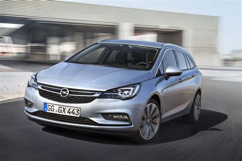Opel Astra by 2016 Opel Astra K Sports Tourer Gm Authority