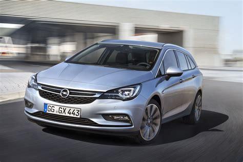 Opel Astra Sport Tourer by 2016 Opel Astra K Sports Tourer Gm Authority