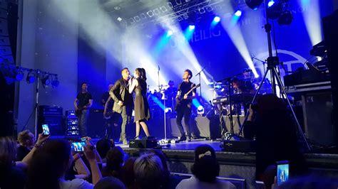 Sotiria Und The Dark Tenor-so Wie Du Warst (unheilig) Live