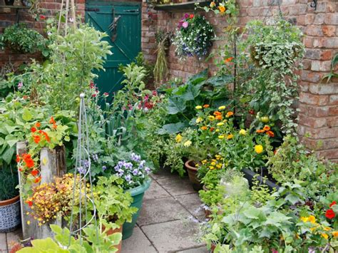 container landscaping step by step guide to successful edible container