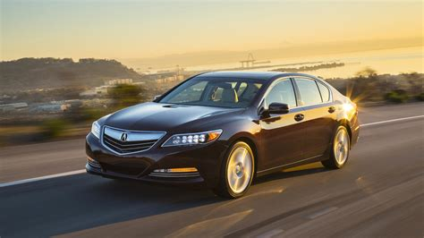 The Most Expensive 2017 Acura Rlx Sport Hybrid Is $72,705