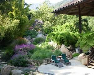 Garten Bepflanzen Ideen : garten am hang gestalten 28 nutzungsideen der hanglage ~ Lizthompson.info Haus und Dekorationen