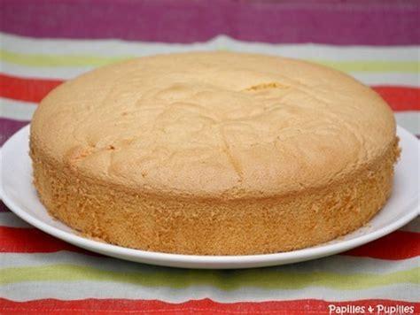 cuisine mercotte gâteau de savoie moelleux