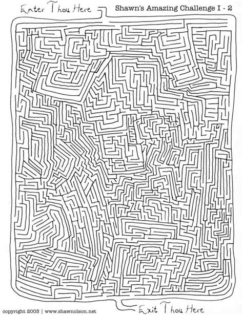 maze  maze drawing fun worksheets  kids printables