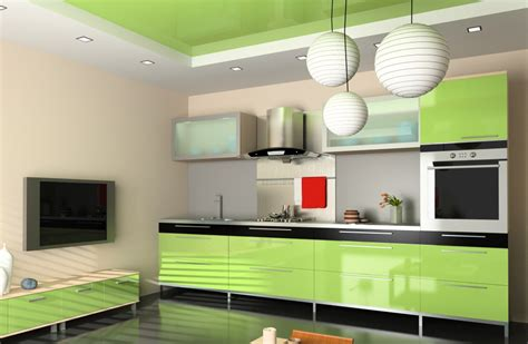 green kitchen cabinets 5 contemporary kitchen design ideas for 2016 you ll 5040