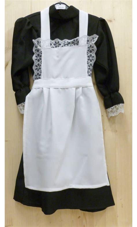 tablier femme de chambre costume de soubrette 1900 fille v59365