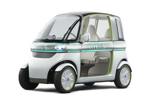 Daihatsu Concept Cars by 2011 Tiny Daihatsu Pico Ev Concept Ready For Launch