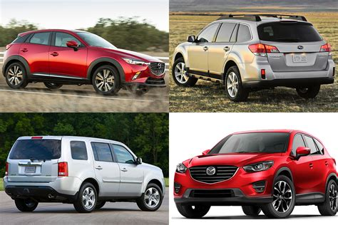 Best Used Suvs Under ,000 For 2018