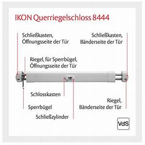 Abschließbare Fenstergriffe Nachrüsten : panzerriegel ikon drs 8444 mit sperrb gel im test ~ Orissabook.com Haus und Dekorationen