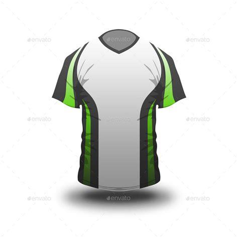 gaming jersey mock   superpencil graphicriver