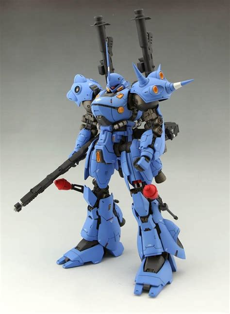 MG 1/100 MS-18E Kampfer | Bandai gundam models kits