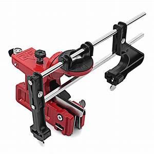 Manual Chain Saw Sharpener Grinder Bar Mounted Filing