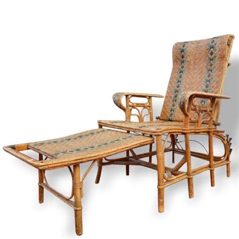 chaise longue rotin ancienne les 148 meilleures images à propos de rotin sur