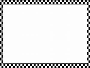 Checkered Border Clip Art - Cliparts.co