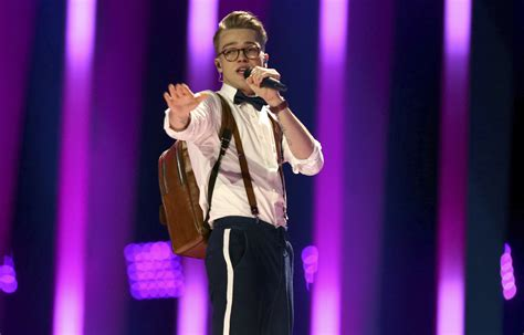 Czech Singer, Songwriter Defies Fate To Reach Eurovision