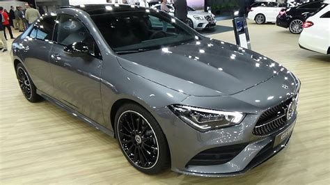 Even better, the new cla does all that while still coming in at an affordable price for a luxury vehicle. 2019 Mercedes-Benz CLA 200 Coupé - Exterior and Interior ...