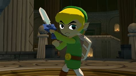 The Legend Of Zelda The Wind Waker Hd Screenshots Show