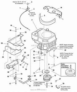 Kohler Engine Parts Schematics