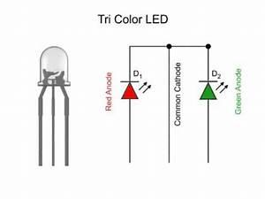 bi color led vs tri color led youtube With rgb led circuit