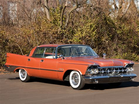 1959 Chrysler Crown Imperial - Information and photos ...