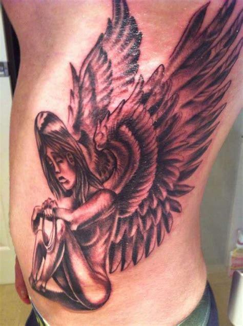 Fallen Angel Tattoo Designs  Wwwimgkidcom  The Image