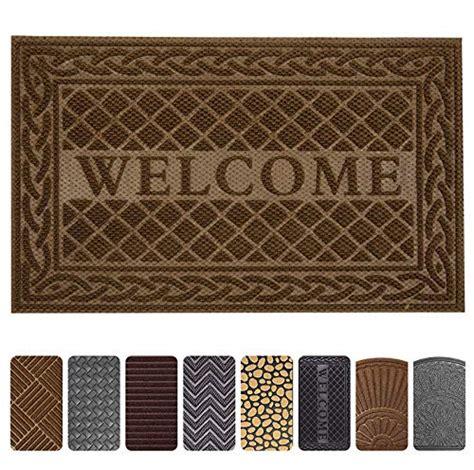 24 x 36 doormat mibao entrance door mat 24 x 36 inch winter durable large