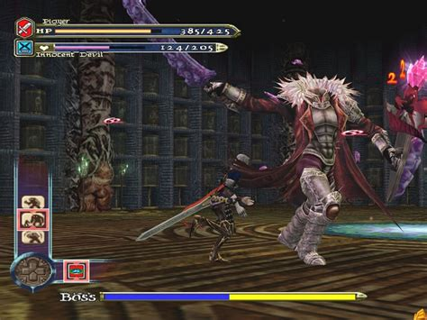 Castlevania Curse Of Darkness Sony Playstation 2 Game