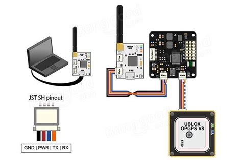 Wiring Cc3d Spektrum by Openpilot Oplink Mini Cc3d Revo Universal Transceiver Tx