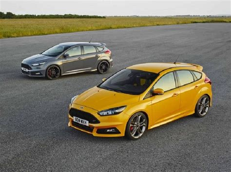 2017 Ford Focus St Release Date by 2019 Ford Focus St Review Specs Engine Hp Release