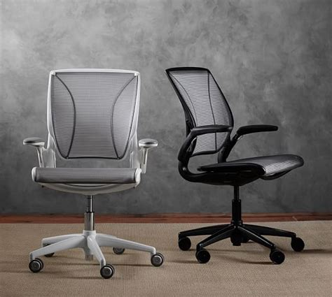 humanscale 174 diffrient world mesh desk chair pottery barn