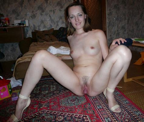 Lovely Russian Wife Shows Her Big Pussy Russian Sexy Girls