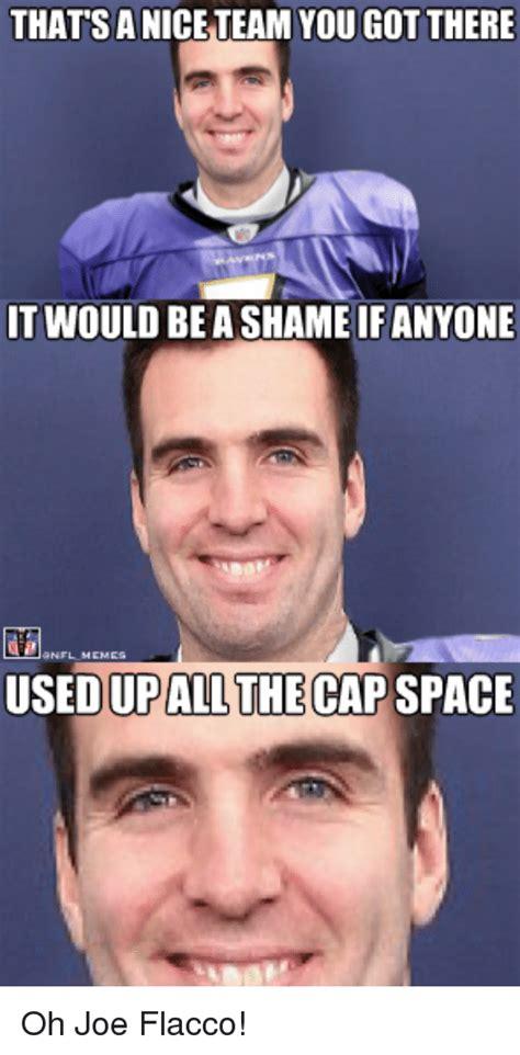 Joe Flacco Money Memes