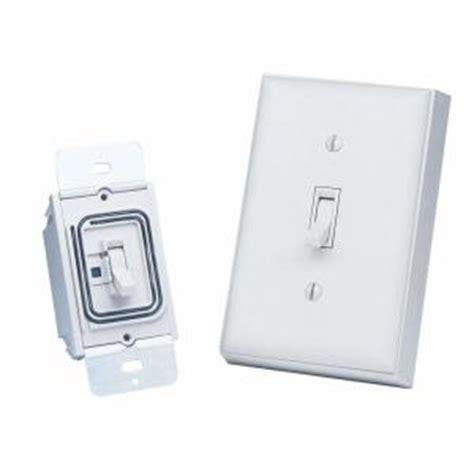 wireless light switch home depot heath zenith wireless add on switch bl 6133 wh the home