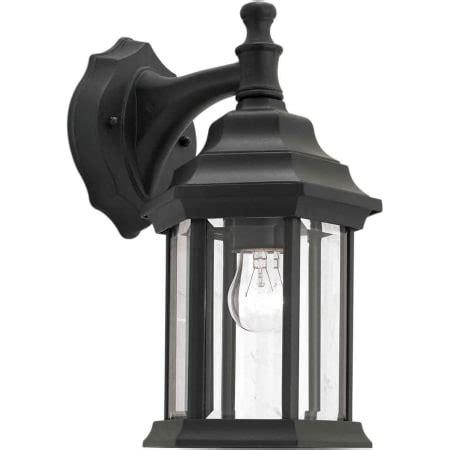 forte lighting 1715 01 outdoor wall light build