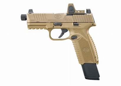 Fn 509 Tactical 9mm 509t Threaded Fde