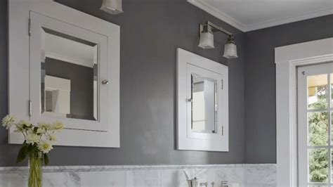 stylish bathroom color schemes  homes gardens